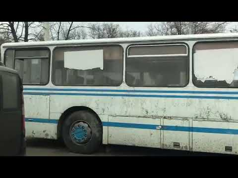На Богданке в Белгороде эвакуируют автобус нелегального перевозчика