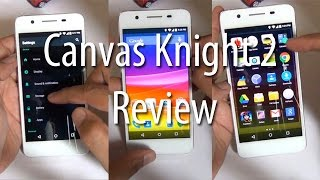 Micromax Canvas Knight 2 Review