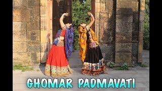 Padmavati : Ghoomar Dance Choreography | Deepika Padukone | Sandy Sandeep Choudhary Indore
