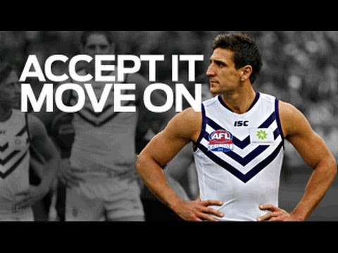 Pavlich reflects on Grand Final loss