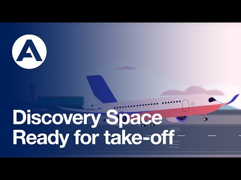 Getting ready for take-off | Discovery Space