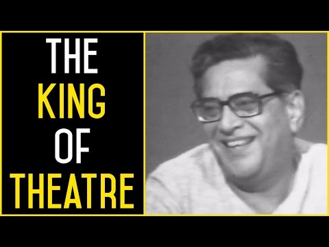 The Legend of Dr Shriram Lagoo | Tabassum Talkies