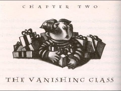 Xander Reads Harry Potter & The Sorcerer's Stone: Chapter 2 - The Vanishing Glass