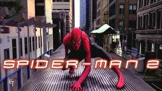 Spider-Man 2 Intro (Guardians of the Galaxy Vol. 2 Style)