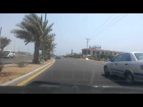 #4-Tour in Yanbu Al Bahr--#4  جولة في  ينبع البحر