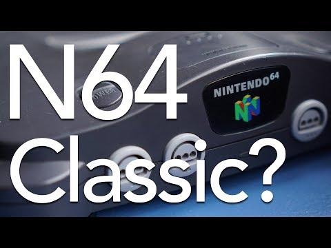 Should Nintendo Make an N64 Classic? | This Does Not Compute Podcast #57