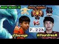 Fnatic 23savage Morphling Beastmode Vs Boom Inyourdream Winter Wyvern Dota 2 7 22 Gameplay Ngebren(.mp3 .mp4) Mp3 - Mp4 Download