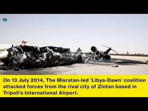 Three years on the destruction of Libya's Tripoli International Airport