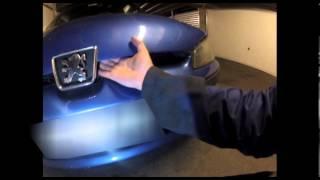 [CarBoNZs] Ouvrir le capot moteur d'une Peugeot 106