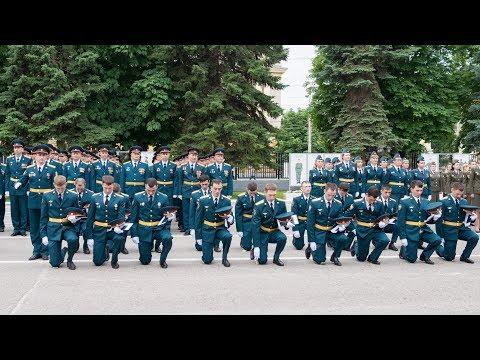Выпускной СВИ ордена Жукова ВНГ РФ 2-7-4