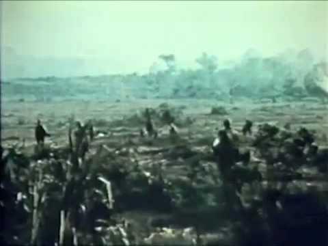 Vietnam War : The Battle of Khe Sanh Including Bombing Runs By B-52's - 1968 - S88TV1