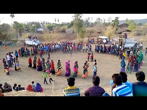 Aadiwasi Timli Dance Alirajpur Mp