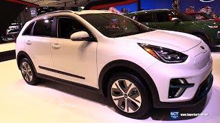 2020 KIA Niro - Exterior and Interior Walkaround - 2019 New York Auto Show