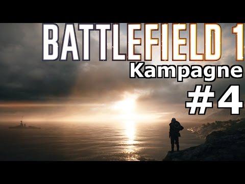 Die Panne? Desertieren! – BATTLEFIELD 1 Kampagne Deutsch #4 – Lets Play BF 1 PC Gameplay German