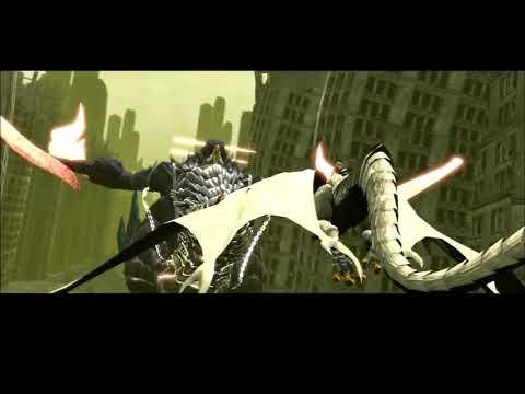 Drakengard 3 Chapter 5 Verse 1 (Part 22) Boss: Gabriel