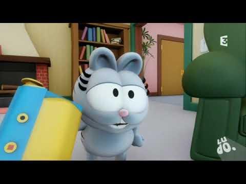 Garfield et cie saison 2 episode 44 chat noir chat blanc youtube - Garfield et cie youtube ...