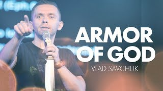 ARMOR OF GOD | Pastor Vlad
