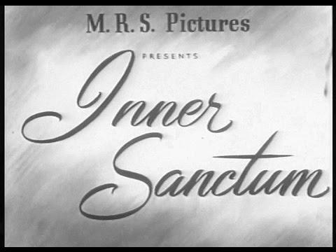 Inner Sanctum (Lew Landers, 1948)