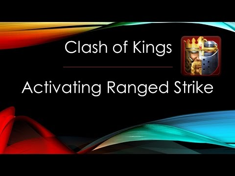 Activating Ranged Strike // Clash Of Kings // Dragon Word