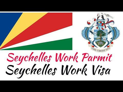Seychelles Work permit Work Visa Seychelles Immigration.