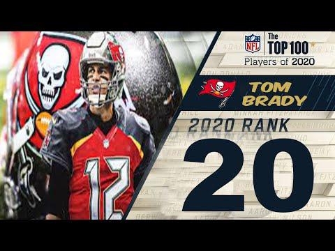 #20 Tom Brady (RB Patriots) | Top 100 Players Of 2019 Parody