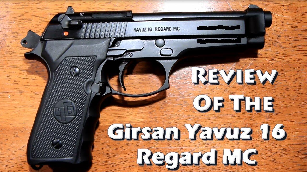 Girsan Yavuz 16 Review HD 1080p Gun Overview