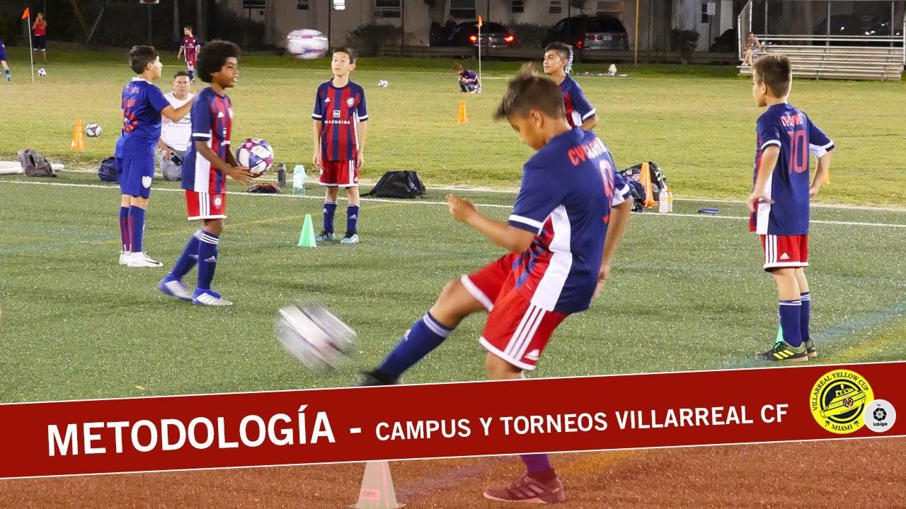 Metodología Villarreal CF - Miami Soccer Experience   2019