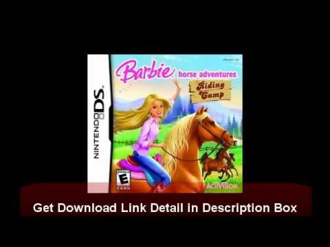 How to Download Barbie Horse Adventures Riding Camp DS Game ROM Free