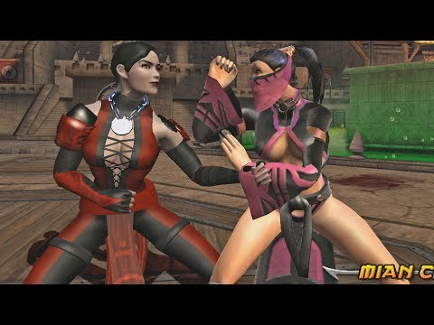 Mortal Kombat Armageddon SKARLET - VERY HARD (PS2)【TAS】 thumbnail