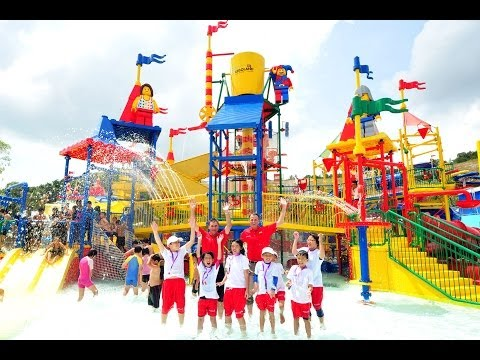 First LEGOLAND® Water Park Opens In Malaysia