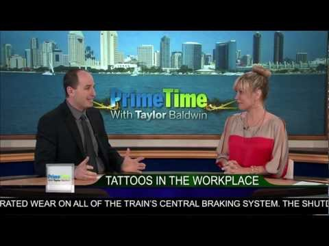 Tattoos No Longer a Taboo in the Workplace?