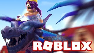 Becoming A Dragon In Roblox! w/TheOrionSound