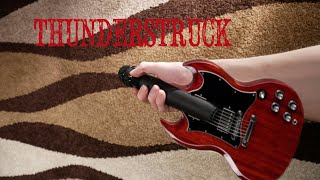 AC/DC - Thunderstruck (a capella cover by Tommy - Question Mark, Van Canto style)
