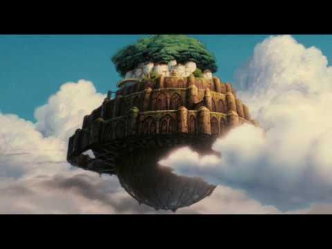 君をのせて(伴隨著你)   井上あずみ(井上杏美)|映画「天空の城ラピュタ(天空之城)」主題歌