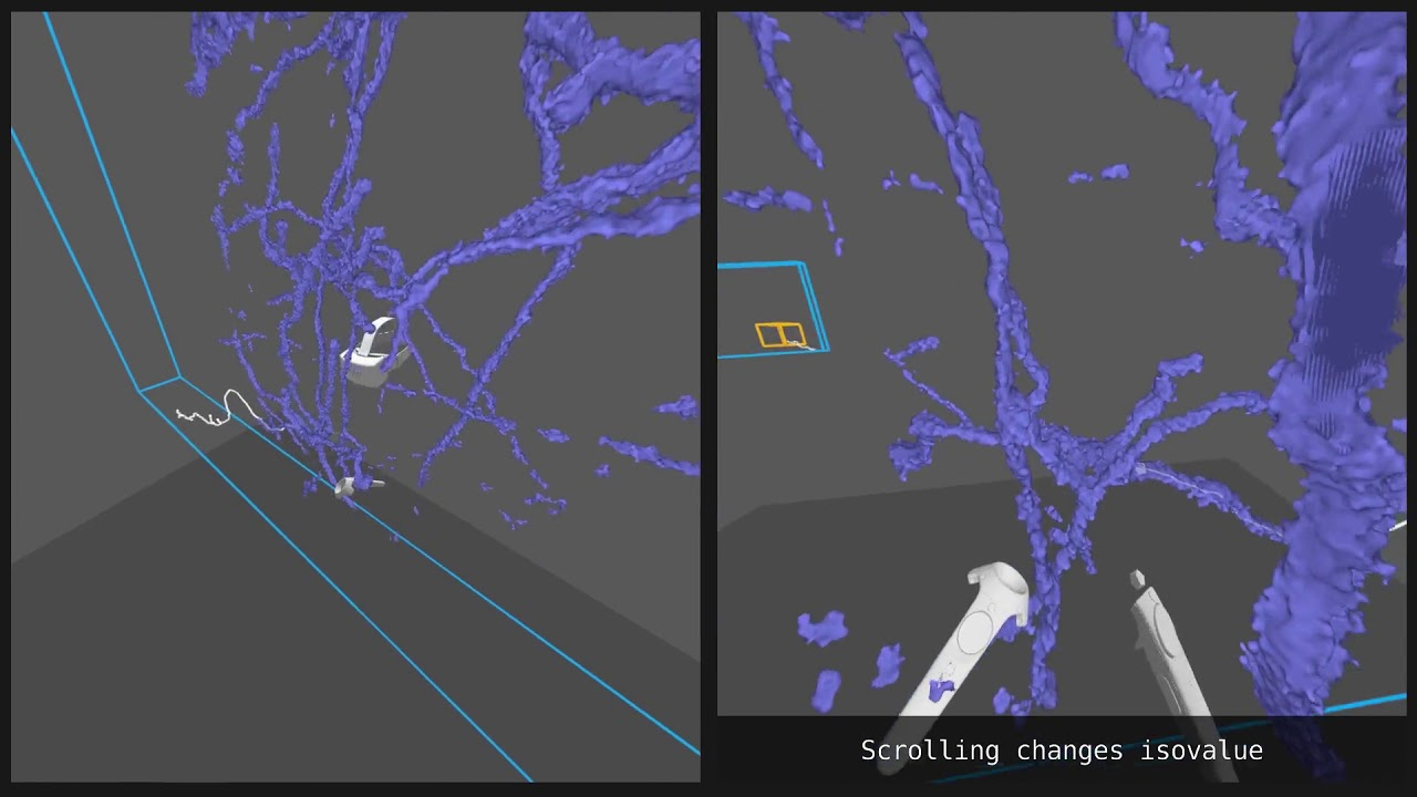A Virtual Reality Visualization Tool for Neuron Tracing: Analyzing an Expert Session
