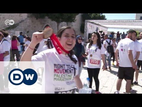 Palästina-Marathon: Sport als politisches Signal | DW Nachrichten