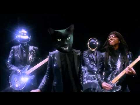 Daft Punk - Get Lucky (feat. Black Cat)