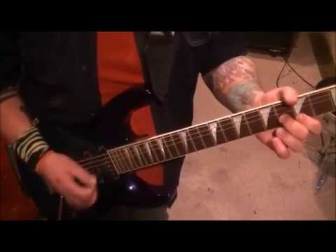 BILLY TALENT - FALLEN LEAVES - Guitar Lesson by Mike Gross(rockinguitarlessons.com)