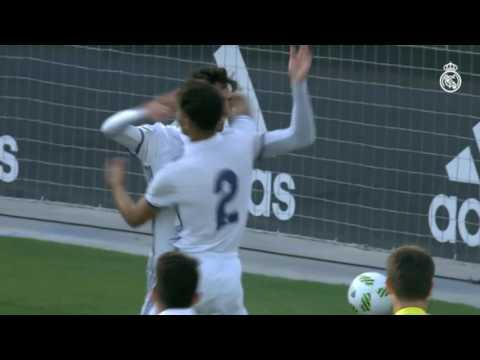 Real Madrid Castilla 3-0 Socuéllamos