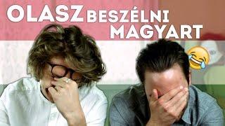 Matteo és a magyar nyelvtörők! :