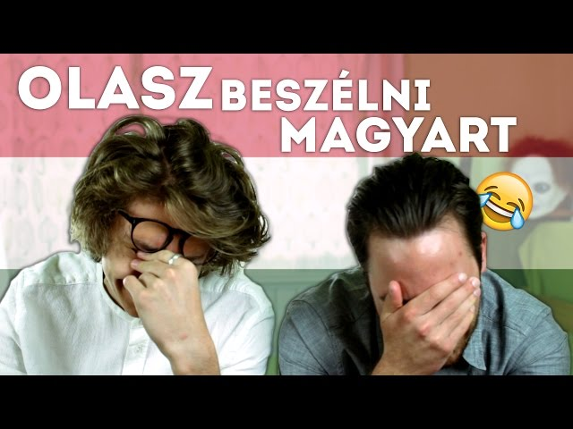 Matteo és a magyar nyelvtörők! :'D | IHNIH