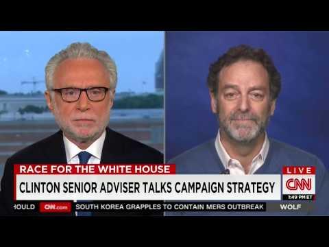 Senior Clinton Advisor Joel Benenson Silent On When Hillary Will Give An Interview