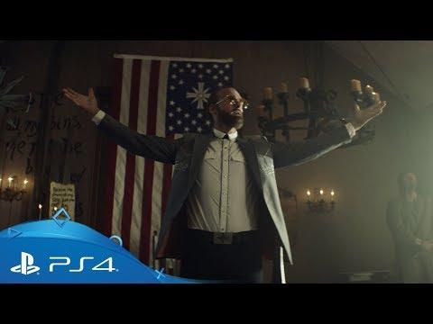 Far Cry 5 | The Sermon - Live Action Trailer | PS4