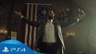 Far Cry 5 | The Sermon - Live Action Trailer | PS4