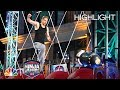 Derek Hough's Ninja Warrior Run for Red Nose Day - American Ninja Warrior 2018