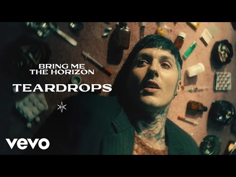 Bring Me The Horizon - Teardrops (Official Video)