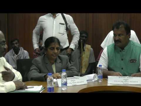 Safai karmachari deposition Jan 27th 2017