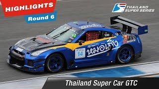 Highlights Thailand Super Car GTC : Round 6 @Chang International Circuit