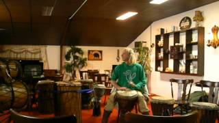 Djembe Hiparikaan Greetings Ari Sender in Argentina,,,