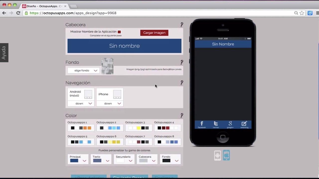 C mo crear una aplicaci n multiplataforma youtube for Programa para crear habitaciones virtuales